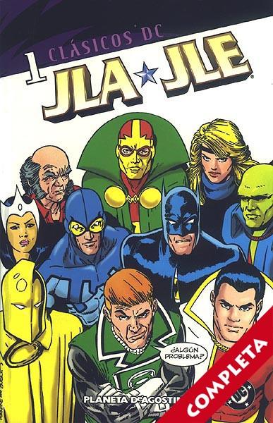 JLA / JLE Vol.1 - Completa -