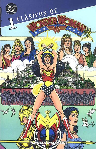 Wonder Woman Vol.1 nº 1