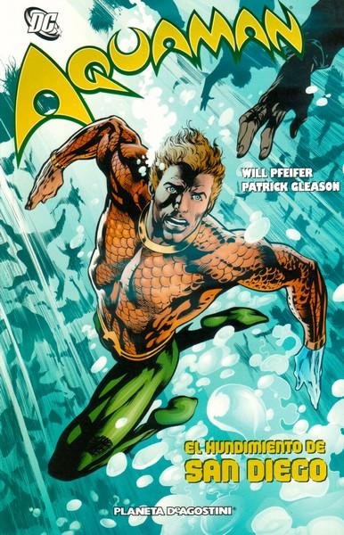 Aquaman: El Hundimiento de San Diego