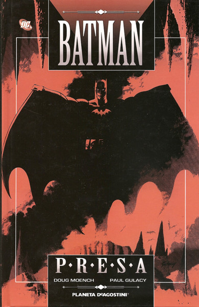 Batman: Presa