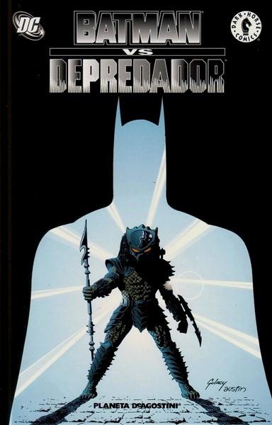 Batman Vs. Depredador