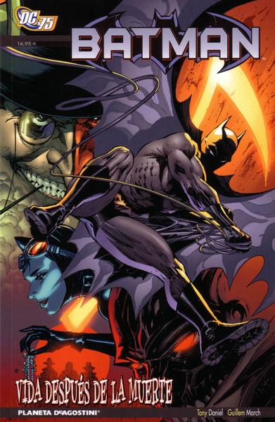Batman: Vida después de la Muerte