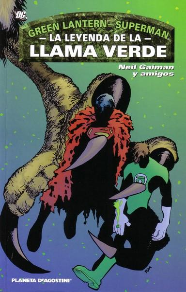 Green Lantern / Superman: La Leyenda de la Llama Verde