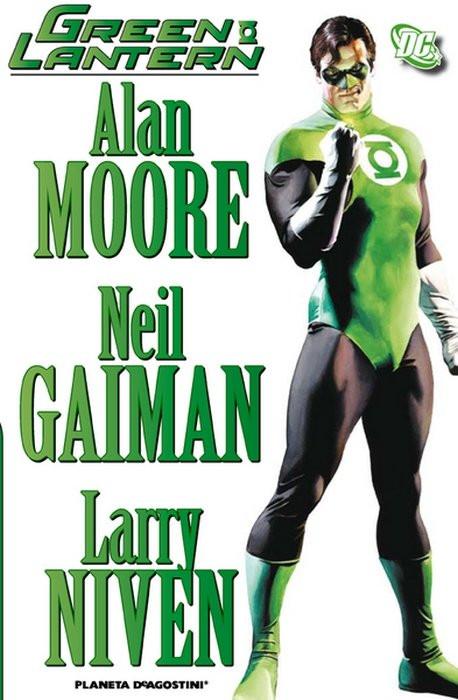 Green Lantern de Alan Moore, Neil Gaiman y Larry Niven