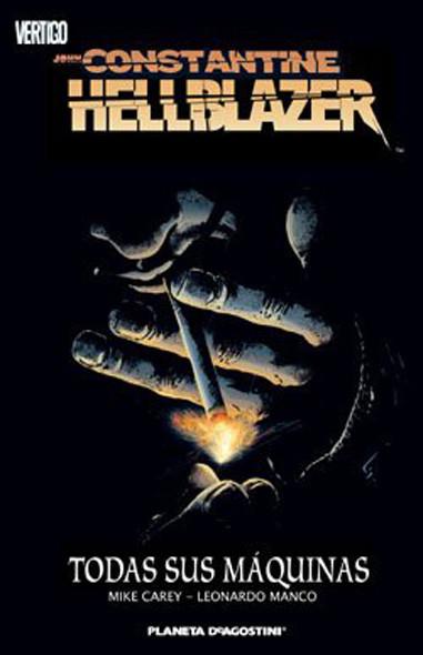 Hellblazer: Todas sus máquinas