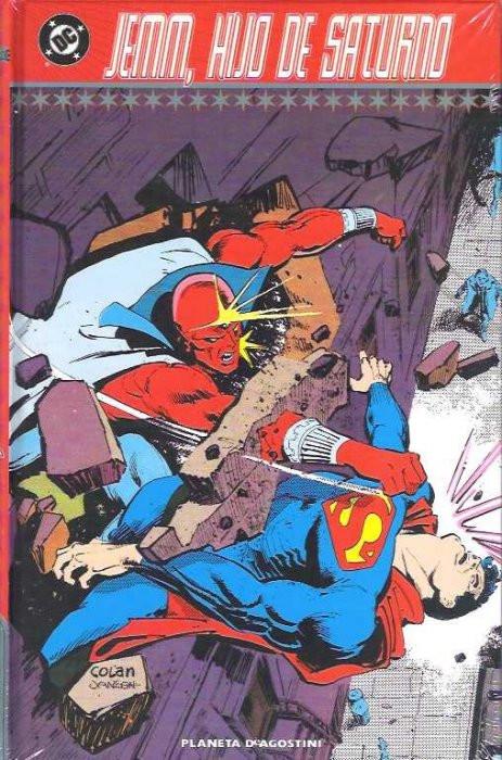 Clásicos DC: Jemm, Hijo de Saturno