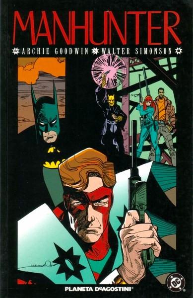 Manhunter de Archie Goodwin y Walter Simonson