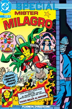 Mister Milagro Special