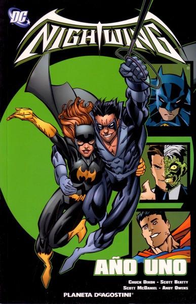 Nightwing: Año Uno