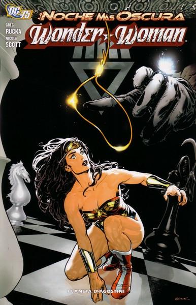 La Noche más Oscura: Wonder Woman