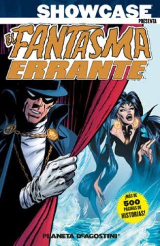 Showcase Presenta: Fantasma Errante