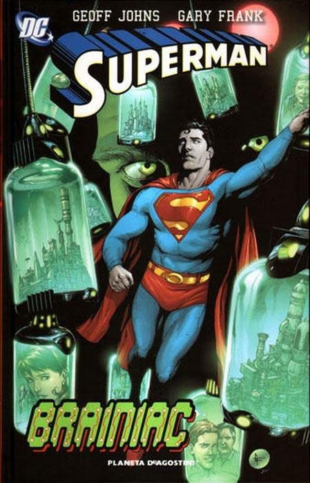Superman de Geoff Johns nº 3 - Brainiac