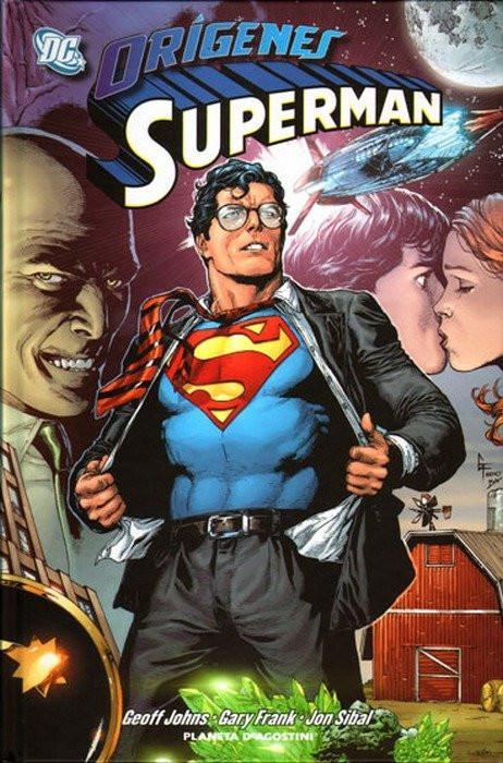 DC Orígenes: Superman