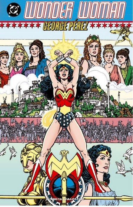 Clásicos DC: Wonder Woman de George Pérez nº 1