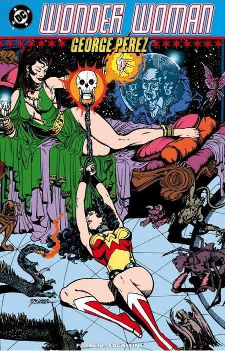 Clásicos DC: Wonder Woman de George Pérez nº 2