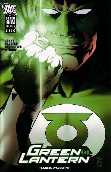Green Lantern Especial Vol.1 nº 1