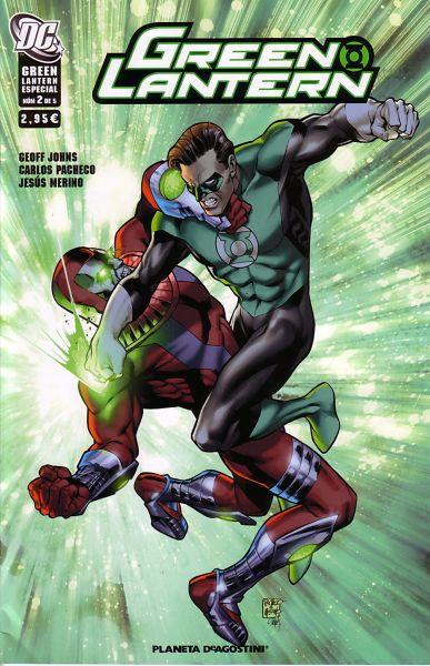 Green Lantern Especial Vol.1 nº 2