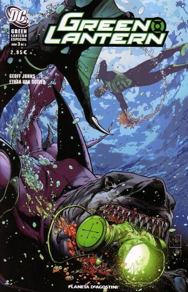 Green Lantern Especial Vol.1 nº 3