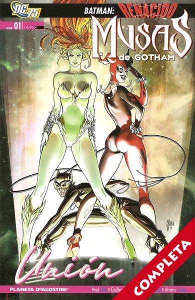 Musas de Gotham Vol.1 - Completa -