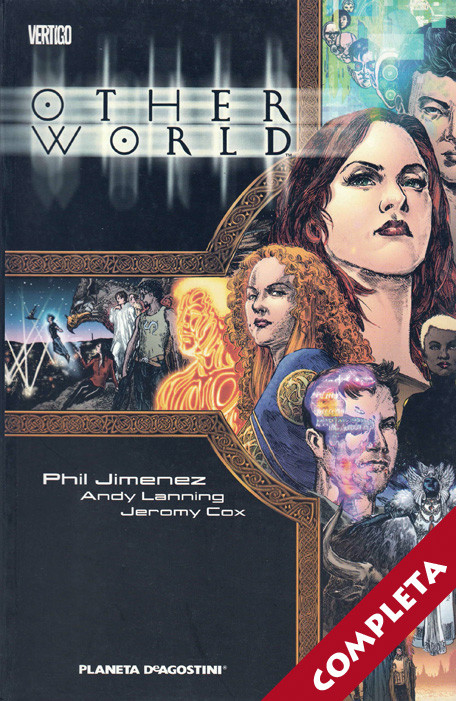 OtherWorld Vol.1 - Completa -