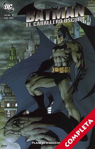 Batman: El Caballero Oscuro Vol.1 - Completa -