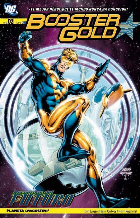 Booster Gold Vol.2 nº 2