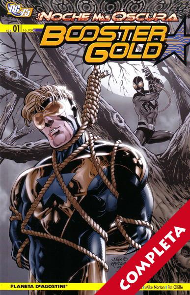 Booster Gold Vol.2 - Completa -