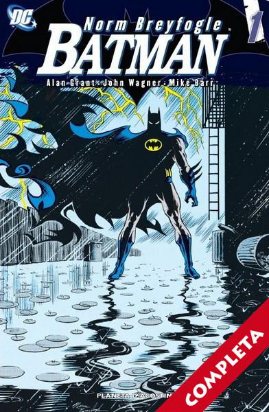 Norm Breyfogle Batman Vol.1 - Completa -