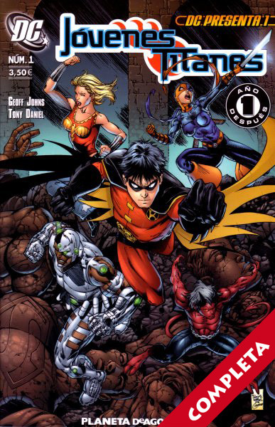 DC Presenta Vol.1 - Completa -