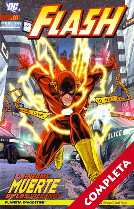 Flash Vol.4 - Completa -
