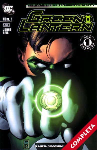 Green Lantern / Green Arrow Presenta Vol.1 - Green Lantern Vol.1