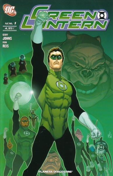 Green Lantern Vol.2 nº 1