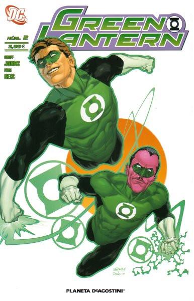 Green Lantern Vol.2 nº 2