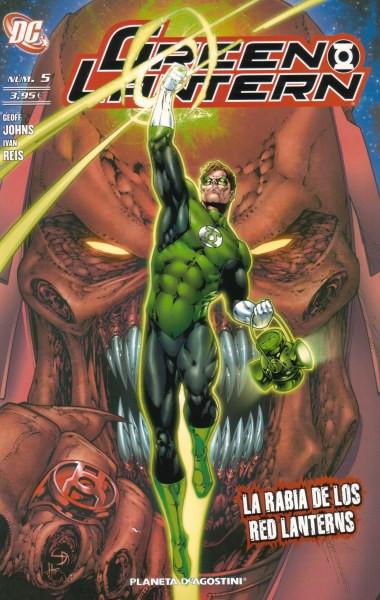 Green Lantern Vol.2 nº 5