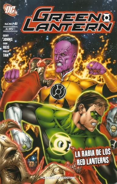 Green Lantern Vol.2 nº 6