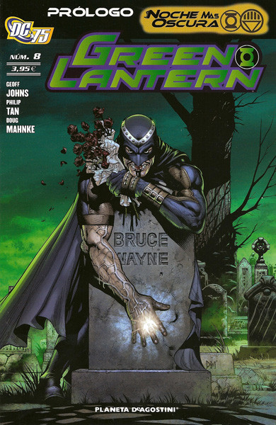 Green Lantern Vol.2 nº 8