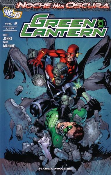 Green Lantern Vol.2 nº 9
