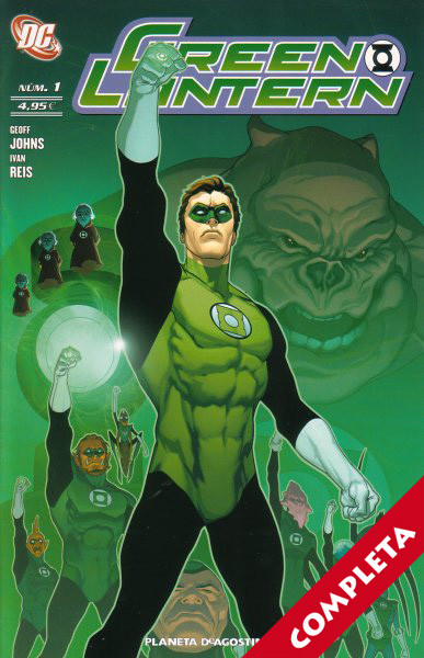 Green Lantern Vol.2 - Completa -