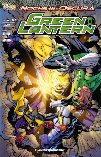 Green Lantern Vol.2 nº 10