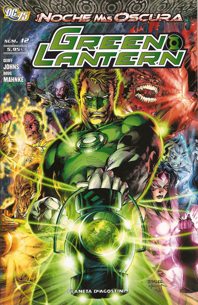 Green Lantern Vol.2 nº 12