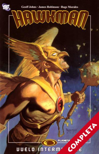 Hawkman Vol.1 - Completa -