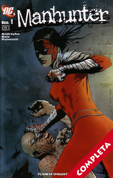 Manhunter Vol.1 - Completa -