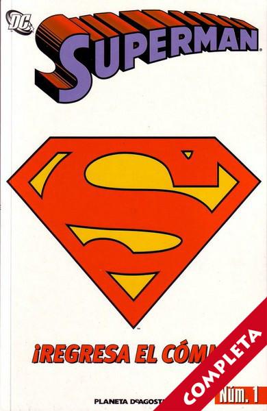 Superman Vol.1 - Completa -