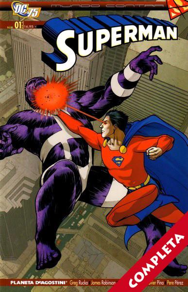 Mundo contra Superman Vol.1 - Completa -