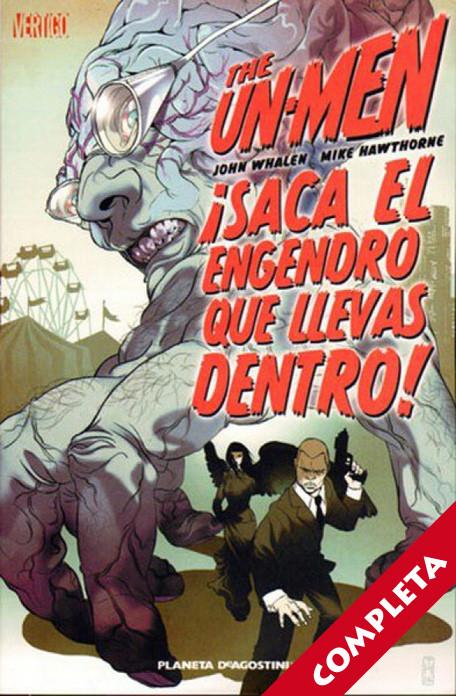 The Un-Men Vol.1 - Completa -