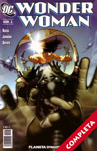 Wonder Woman Vol.2 - Completa -