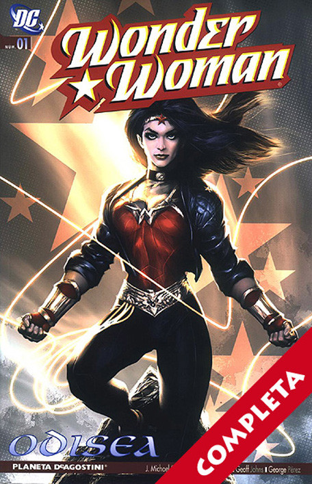 Wonder Woman Vol.4 - Completa -