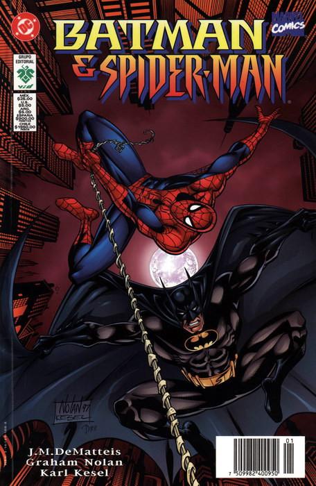 Batman & Spider-Man