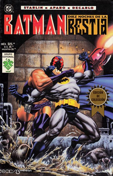Batman: Diez Noches de la Bestia