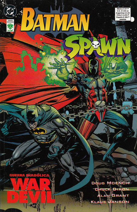Batman / Spawn: Guerra Diabólica